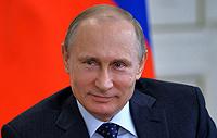 Приветствие Президента РФ Владимира Путина участникам и гостям XI Международного фестиваля «Великое русское слово»