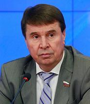 Новогоднее поздравление Председателя Русской общины Крыма С.П. Цекова