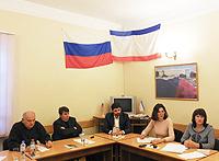 Президиум Русской общины Крыма провел очередное заседание