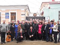 Дума Русской общины Крыма провела предновогоднее заседание