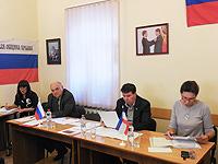 Президиум Думы Русской общины Крыма отчитался о работе в феврале 2016 года