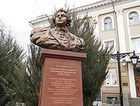В Симферополе установлен памятник Григорию Потемкину
