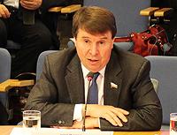 Сергей Цеков предлагает законодательно закрепить 18 марта 2014 года как памятную историческую дату – «День воссоединения Крыма с Россией»