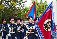 Крымские кадеты присягнули Родине, народу и казачеству
