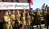 3.04.2017 День освобождения города Саки и Сакского района от фашистов