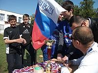 Спортивный турнир в Сакском районе