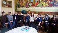 Приобщаем молодежь к Православию