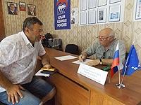 Станислав Матвеев: Необходимо делать реальные дела, а не давать обещания