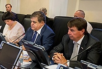 Сергей Цеков: Мы считаем себя одним из счастливых регионов России