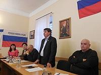 Дума Русской общины Крыма провела очередное заседание
