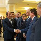 Крымский сенатор Сергей Цеков принял участие во встрече с президентом Египта