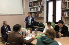 Лекция для молодых ученых МГУ