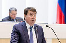 Сенатор Сергей Цеков представил новый закон, усиливающий сотрудничество между Россией и Южной Осетией в газовой сфере