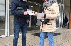 В Симферополе и Симферопольском районе проведён соцопрос по вопросу о поддержке наименования Симферопольского аэропорта в честь Екатерины Великой