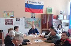 Юбилейный совет в Керченской организации Русской общины Крыма