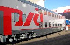 В Крым будут ходить поезда с двухэтажными вагонами