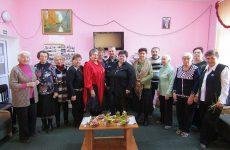 В Феодосии прошла встреча серебряных волонтеров