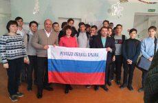 Патриотическая акция «Маршалы Победы» в г. Симферополе и Симферопольском районе