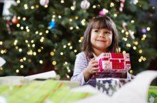 Новогодние подарки – детям Донбасса