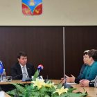 Сергей Цеков провел выездной прием жителей Красногвардейского района Республики Крым
