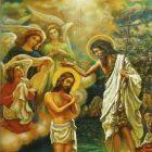 В Крещении Господа начинается искупительная жертва Христова