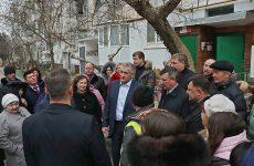 Сергей Аксёнов провел выездное совещание по проблемным вопросам городского округа Джанкой и Джанкойского района