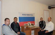 Джанкойская городская организация Русской общины Крыма провела очередное собрание, приуроченное к празднованию Переяславской рады