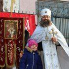 Праздник водосвятия в Симферопольском районе