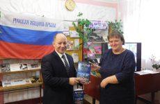 Презентация книги «Русская община Крыма: путь в Россию» в Красноперекопске