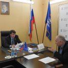 Сергей Цеков провёл очередной приём граждан в г. Симферополе