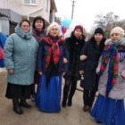 Концерт в честь Дня Республики в селе Штормовое Сакского района