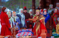 О значении святок в жизни русского человека