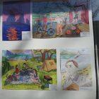 «Творчество Владимира Высоцкого – детский взгляд», – выставка рисунков в г. Симферополе