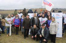 Историческая реконструкция Бешуйского боя крымских партизан прошла в Симферопольском районе