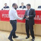Симферопольская районная организация Русской общины Крыма отчиталась о работе