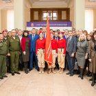 Представители Русской общины Крыма активно вовлечены в становление юнармейского движения в Крыму
