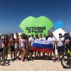 Молодёжные состязания в Оленевке
