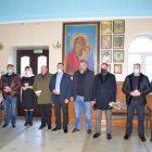 В память о жертвах геноцида казачества