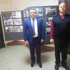 В Джанкое открылась фотовыставка, посвящённая 7-летию воссоединения Крыма с Россией