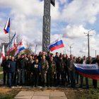 Празднование 7-летия воссоединения Крыма с Россией в г. Джанкое